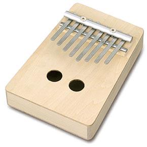トレモロカリンバキット スズキ手作り楽器シリーズ