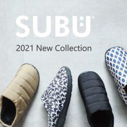 SUBU 2021CONCEPT&WEB限定アイテム 大好評発売中!